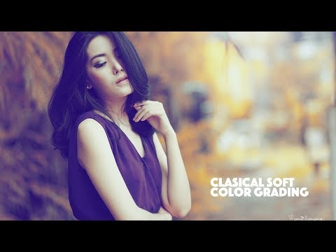 Clasical Soft Tone Color Grading Photoshop Tutorial thumbnail