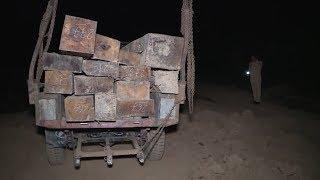 Phát hiện một vụ phá rừng, khai thác gỗ trái phép quy mô lớn tại Đác Lắc