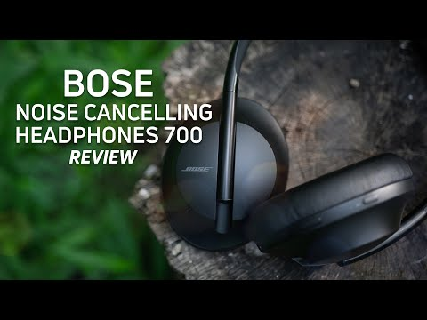 Bose Noise Cancelling Headphones 700 review - SoundGuys