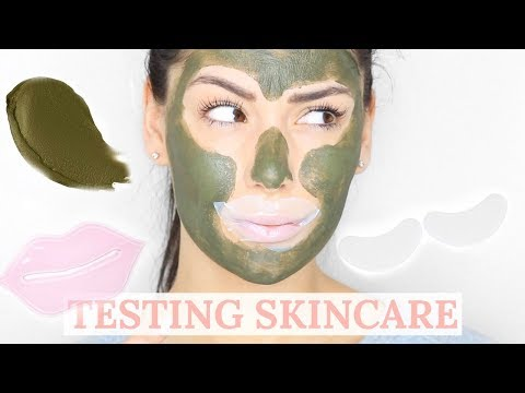 TESTING NEW SKINCARE + SKINCARE CHAT | Beauty's Big Sister
