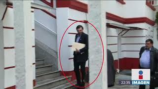 ¿Quién es este hombre que vieron junto a López Obrador?  | Noticias con Ciro Gómez Leyva