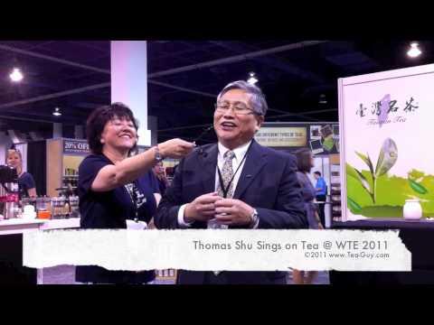 Thomas Shu sings on tea!