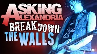 Скачать Asking Alexandria Break Down The Walls LIVE The Moving On Tour