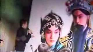 马天宇揭密《青衣》扮相并现场演唱