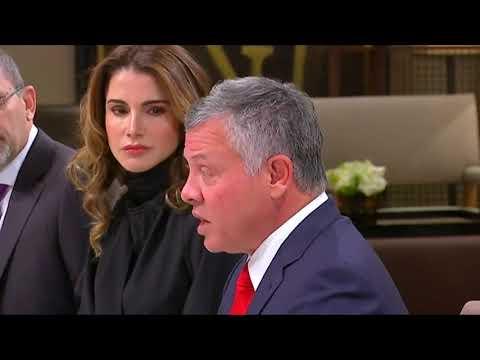 Jordan's king tells Pence U.S. must rebuild trust after Jerusalem decision
