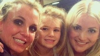 getlinkyoutube.com-Niece of Britney Spears Wakes Up After Traumatic ATV Accident