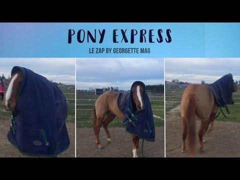 Pony Express #2 : Fail de couverture et roulage de bandes !