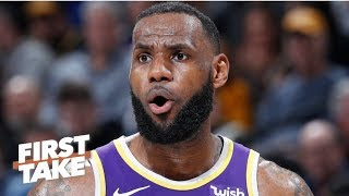 LeBron's Instagram post is the 'Mount Everest of hypocrisy' - Will Cain | First Take
