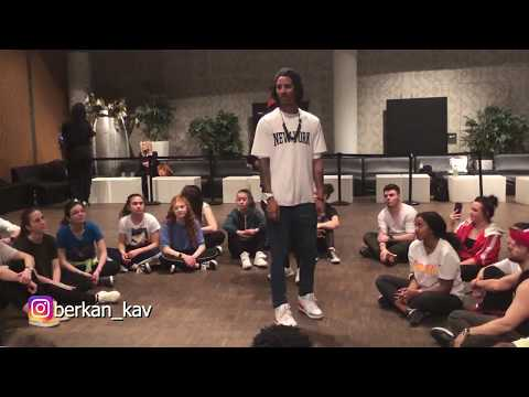 Les Twins | Workshop + After Party Hanover 2019