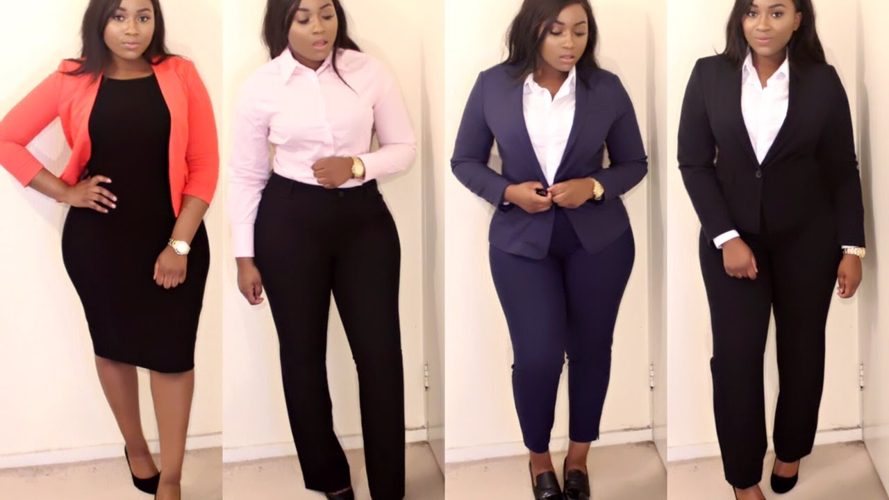 Lookbook: Interview Outfits - YouTube