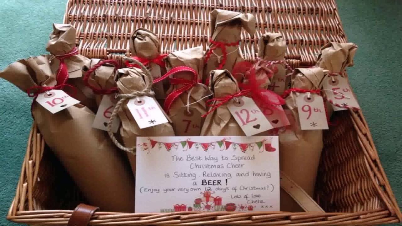 diy christmas gift ideas for husband