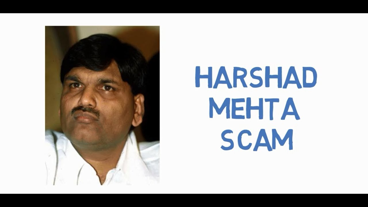 harshad mehta scam The journalists debashish basu and sucheta dalal wrote a book, the scam: from harshad mehta to ketan parekh they revised it with the title 'also includes.
