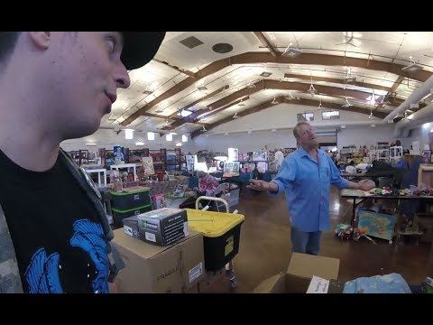 * Kane County TOY Show TOUR - Massive Chicago Event with TONS of Collectibles