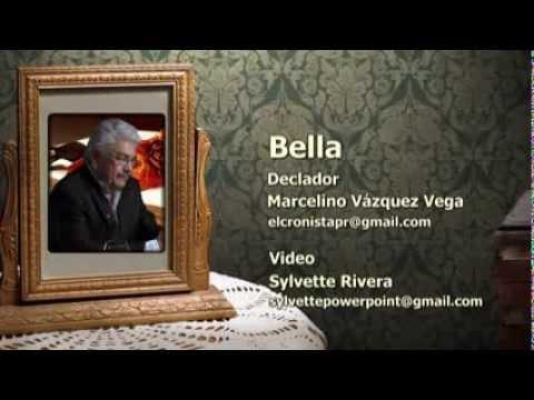 Mi Bella - Pablo Neruda