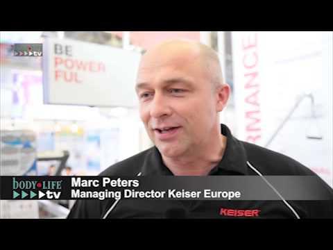 Keiser Europe auf FIBO 2014