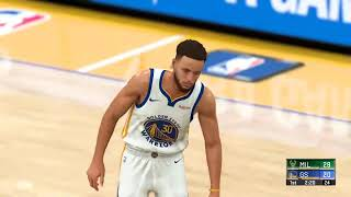 GOLDEN STATE WARRIORS VS MILWAUKEE BUCKS LIVE NOW /APRIL 6,2021 /NBA2K