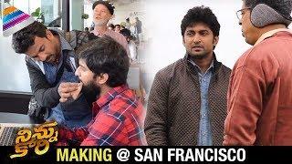 NINNU KORI Team Journey in San Francisco, USA | Nani | Nivetha Thomas | Aadhi Pinisetty | #NinnuKori