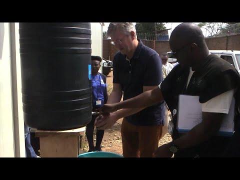 Fighting Ebola in DR Congo - UN News (8 November 2018)