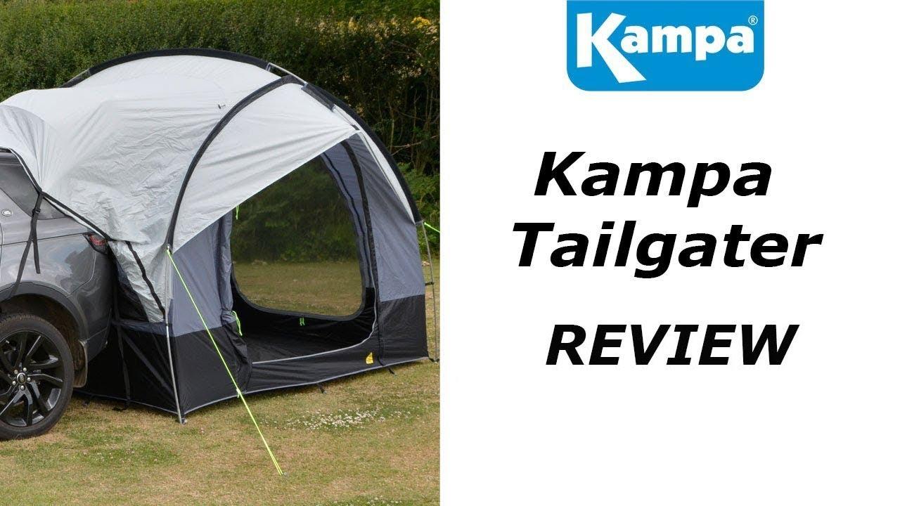 Kampa Tailgater - YouTube