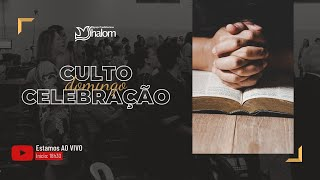 CULTO AO VIVO 11/07/2021 - ASSIM NA TERRA COMO NO CÉU