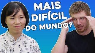como aprendi português ??? ft tim explica pula muralha
