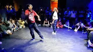Rama vs Mavinga - Finał House Dance na IBE 2018
