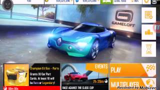 Asphalt 8 1.8.1d Unlimited MODED No Banned!