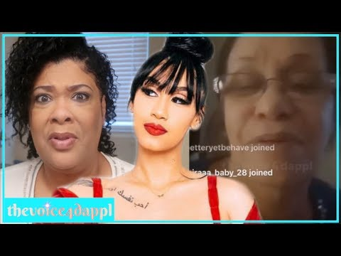 Queen Naija MOM & Grandmother had a message for Queen & Clarence