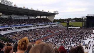 ED SHEERAN- Rudimental - Mt. Smart Stadium Concert (COMPILATION) 2015 Concert New Zealand