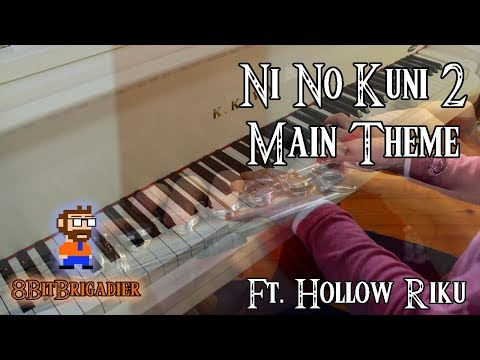 Ni No Kuni 2 Main Theme [8BitBrigadier and HollowRiku Cover]