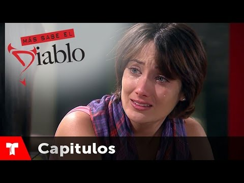 Más Sabe El Diablo | Capítulo 37 | Telemundo: FULL EPISODE: http://www.telemundo.com/novelas/2016/10/13/mas-sabe-el-diablo-capitulo-37-manuela-se-entera-que-su-padre-esta-enfermo-de  Video oficial de Telemundo Más Sabe El Diablo. Manuela y Virginia se derrumban al enterarse que su padre morirá pronto.  SUBSCRIBETE: http://bit.ly/1DDw9DR  Más Sabe El Diablo  Más Sabe el Diablo es la historia de la vida de Ángel que va a vivir en medio de un camino de equivocaciones, pero su gran error será enamorarse de una mujer prohibida... un amor que marcará su sentencia.  SUBSCRIBETE: http://bit.ly/11evqY8  Telemundo Es una división de Empresas y Contenido Hispano de NBCUniversal, liderando la industria en la producción y distribución de contenido en español de alta calidad a través de múltiples plataformas para los hispanos en los EEUU y a audiencias alrededor del mundo. Ofrece producciones originales, películas de cine, noticias y eventos deportivos de primera categoría y es el proveedor de contenido en español número dos mundialmente sindicando contenido a más de 100 países en más de 35 idiomas.  FOLLOW US IN TWITTER: http://bit.ly/1vl4zqp LIKE US IN FACEBOOK: http://on.fb.me/1EWlDol GOOGLE+: http://bit.ly/1xR1rlI  Más Sabe El Diablo | Capítulo 37 | Telemundo www.youtube.com/user/telemundotv
