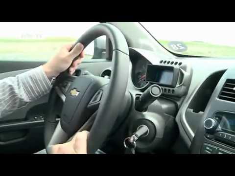 present it! Chevrolet Aveo notchback sedan | drive it!