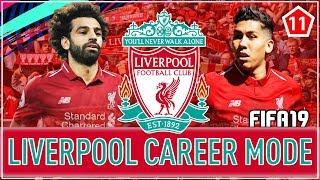 FIFA 19 Indonesia - Liverpool Career Mode #11 - Final Liga Champions Melawan Manchester United!