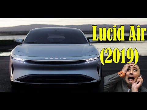 Lucid Air (2019) | Revolution Car!! 1000 hp - 217 mph