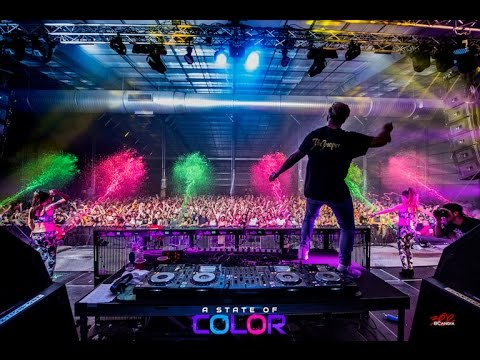 A State Of Color - Neon Riot Tour - San Antonio, TX 2016 After Movie ft. Zomboy, Kayzo & K Theory