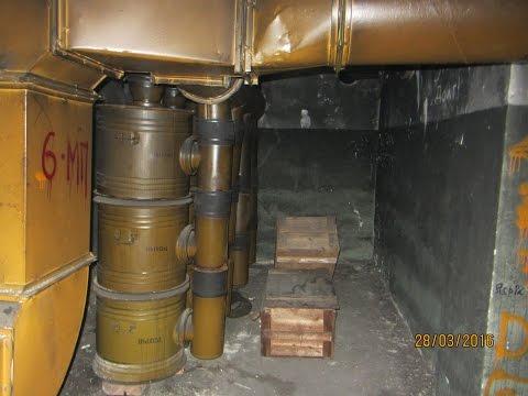 Сталк по заброшенному бомбоубежищу в г. Астрахань.