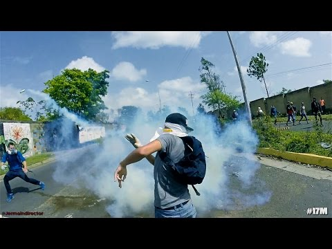 Estudiantes vs GNB - Guayana #17M - Venezuela