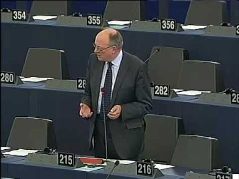 Malcolm Harbour MEP on EU - Japan trade relations