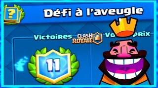 Clash Royale - 12 VICTOIRES en Défi à l