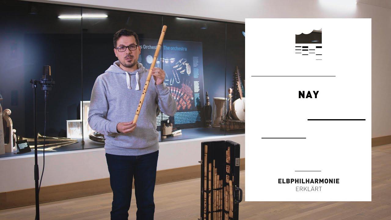 Elbphilharmonie erklärt die arabische Nay