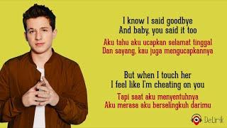 Cheating on You - Charlie Puth (Lirik Lagu Terjemahan)