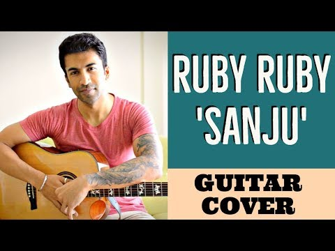 Ruby Ruby | Sanju | Guitar and Bass Cover