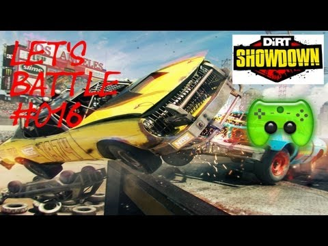 Dirt Showdown Multiplayer