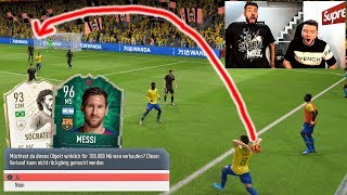 FIFA 20: EINWURF TOR DISCARD BATTLE 🔥🔥 PROOWNEZ vs WAKEZ !!