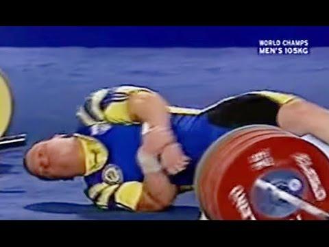 2003 World Weightlifting Championships, Men 105 kg \ Тяжелая Атлетика. Чемпионат Мира