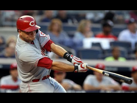 2014 MLB All-Star Devin Mesoraco talks Yankee Stadium