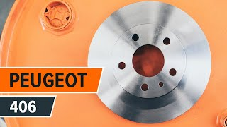 Watch our video guide about PEUGEOT Brake pad set troubleshooting