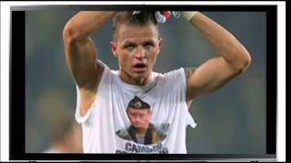 Футболист Тарасов надел майку
