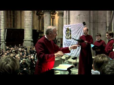 Oxford New College Choir  concert part 1