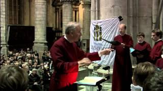 Oxford New College Choir  concert part 1
